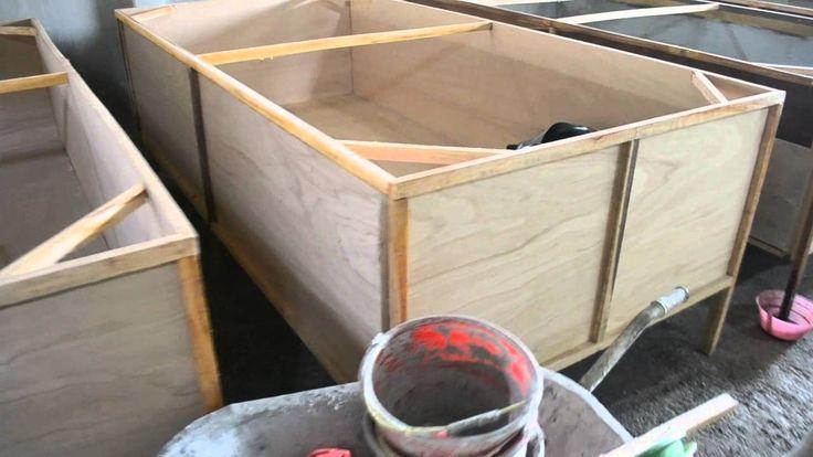 BOX KOTAK KANDANG JANGKRIK UKURAN BESAR