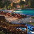 Top 12 Romantic Hotels and Resorts in Belize: Blancaneaux Lodge (San Ignacio)