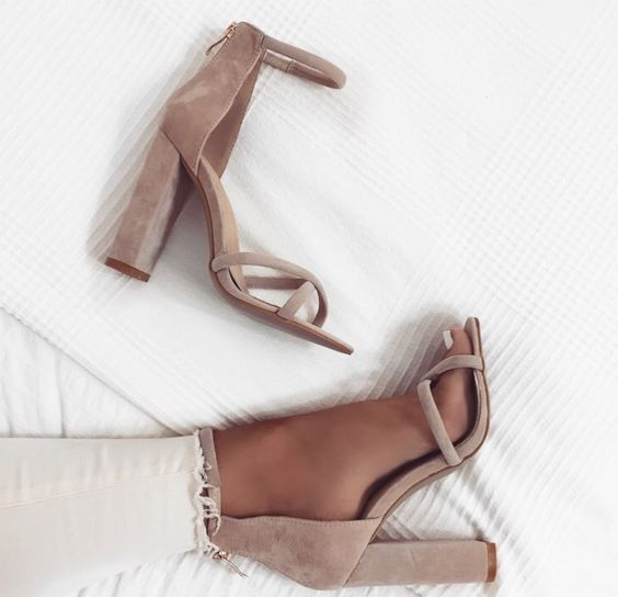 Gorgeous Shoes! More Colors – More Summer Fashion Trends To Not Miss This Season. The Best of heels in 2017