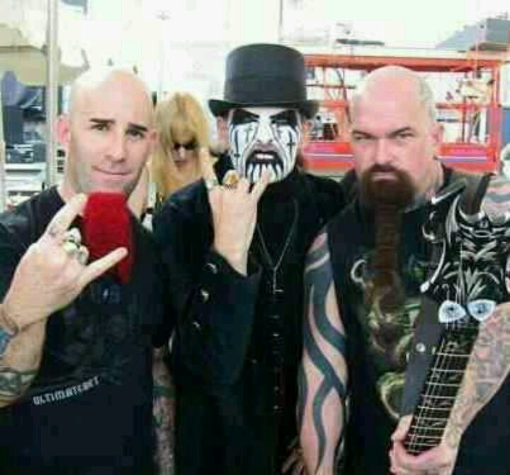 Kerry King Slayer Tattoos: 25+ Best Ideas About Scott Ian On Pinterest