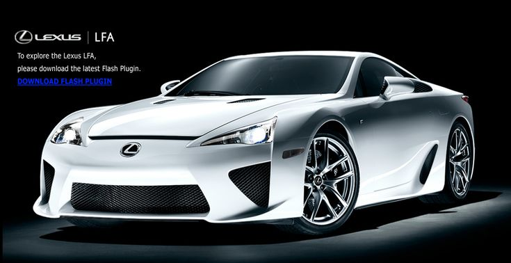 Lexus $375,000 supercar. If I ever have that much disposable income I will own one of these. Top Gear gave it a great review.