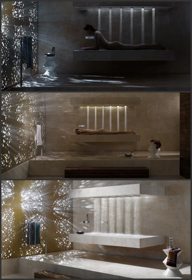 dornbracht horizontal shower i just want to stay under the shower for the rest of the evening. Black Bedroom Furniture Sets. Home Design Ideas