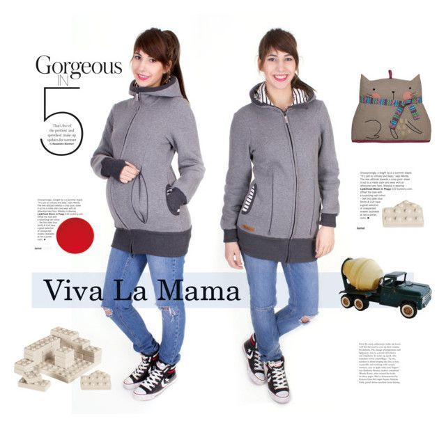 """""""Viva La Mama"""" by elly-852 ❤ liked on Polyvore featuring Ulster Weavers and Seletti"""