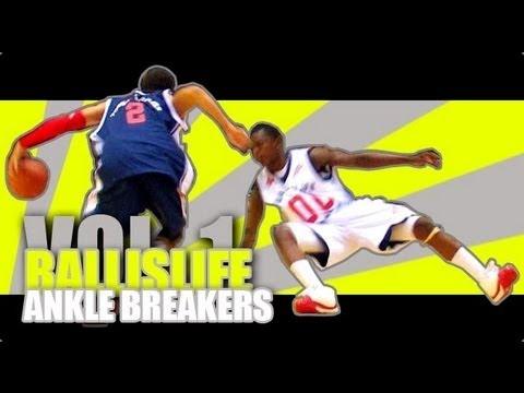 Ballislife Ankle Breakers Vol. 1!! NASTIEST Handles, Crossovers & Ankle Breaks Since 2006!!!
