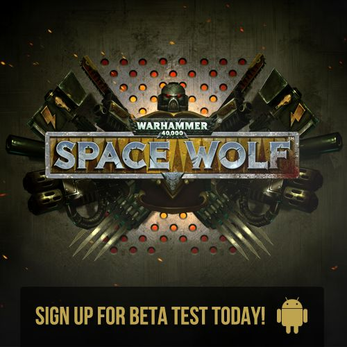 The long-awaited multiplayer battles between brothers will soon be available for all Space Wolves! We are very excited to invite all of you for beta-test on Android!  Join this Google+ group and take part in beta-test! https://plus.google.com/u/0/communiti…/109854362340158719886  #W40K #SpaceWolf #Herocraft #Game #Beta