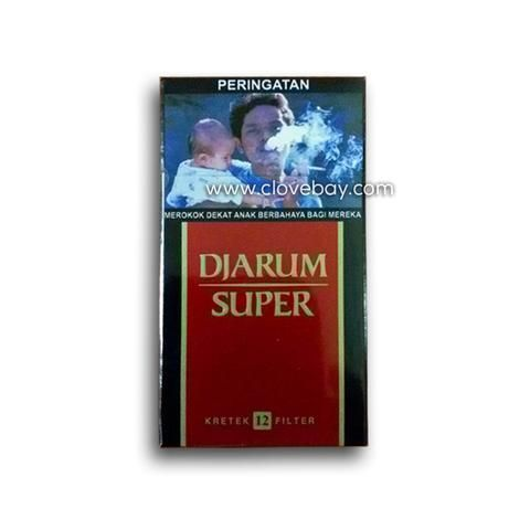 Djarum Super Kretek Filter