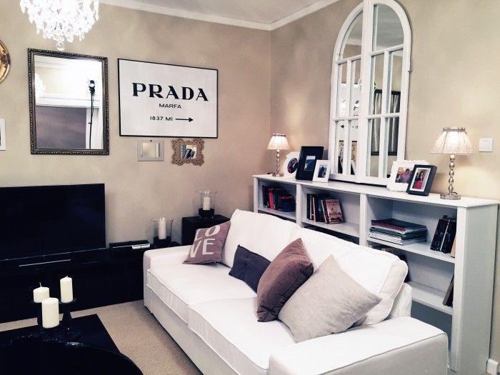 Paryski szyk w salonie Dorota Was Urządzi - TVN Style