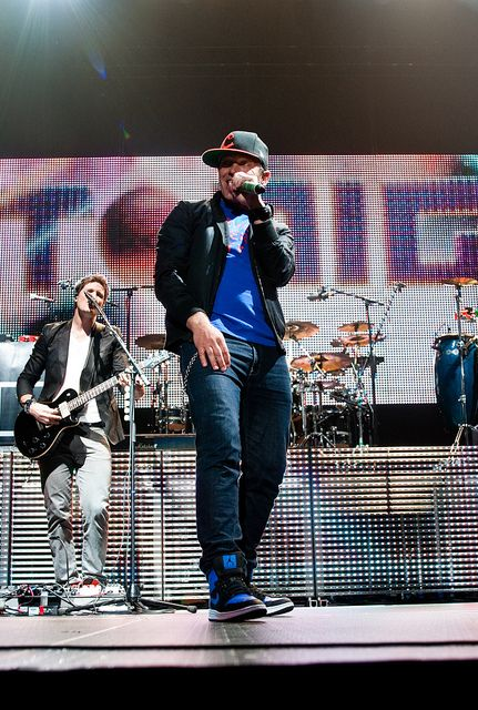 toby mac  one of my fav artists