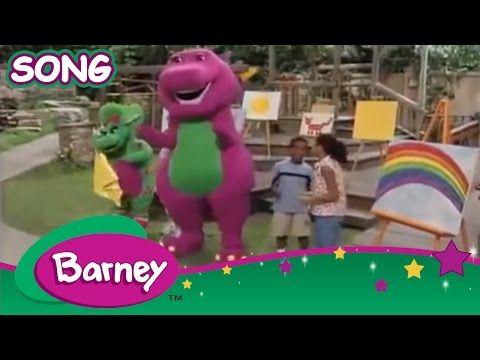 Barney - The Rainbow (SONG) - YouTube