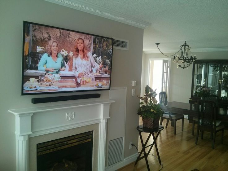 Leslievillegeek provides Toronto with professional flat screen tv wall ...