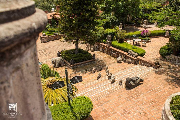 Postales espectaculares de Villa Montaña que te dejarán sin palabras. 🙂  #HotelVillaMontaña
