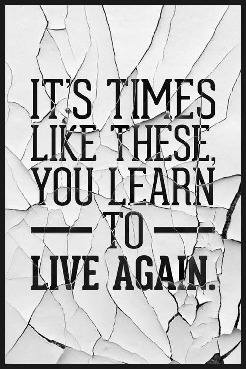 Foo Fighters | Times Like These #lyrics