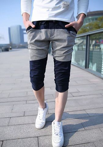 "The ""Saturn"" Harem Short Pants – Tattee Boy Clothes"