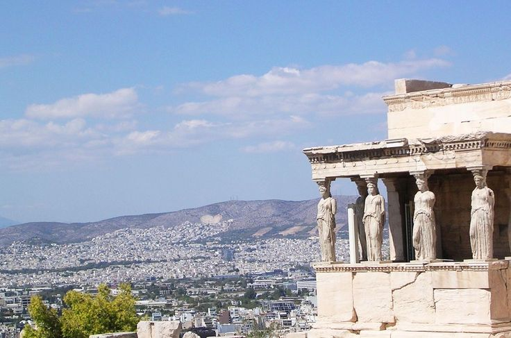 WeekenGO: Athens Among 'Best Cities in the World to Spend a Weekend'