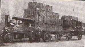 Yelloway Motor Services - Holt Bros (Rochdale) Ltd 1915-1932