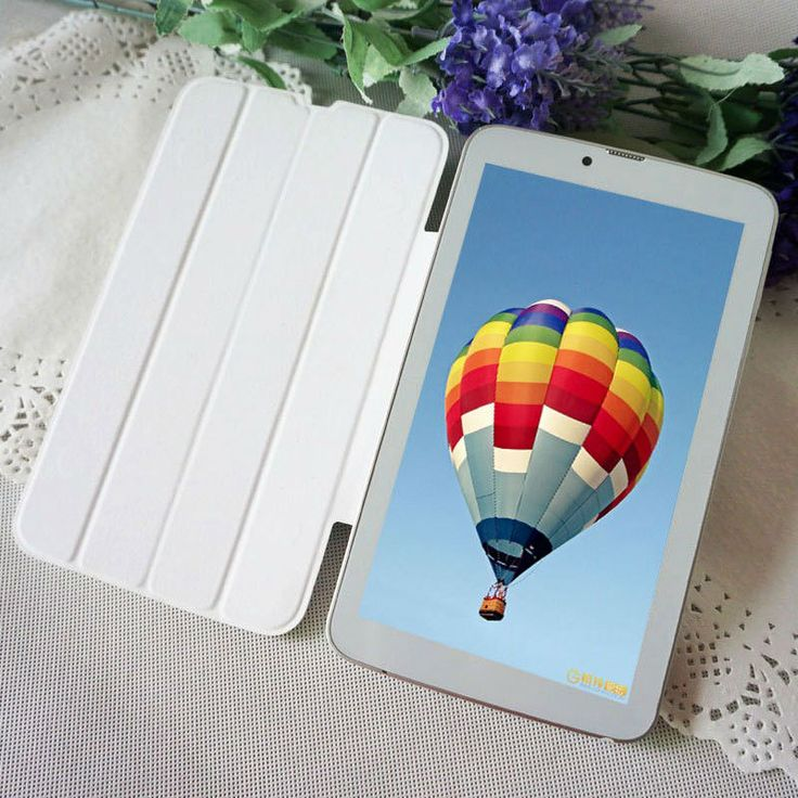 2016 The Cheapest 7 Inch Android Tablets PC 8GB Storage MTK6572 Dual Core 3G Phone Call
