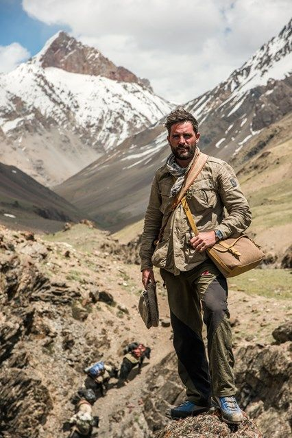 Levison Wood | The 50 best travellers in the world (Condé Nast Traveller)