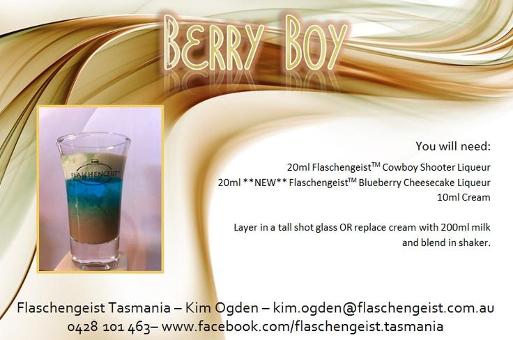 Berry Boy