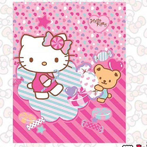 Plaid polaire Hello kitty / Couverture polaire Hello kitt... https://www.amazon.fr/dp/B00FU1Y6Y0/ref=cm_sw_r_pi_dp_QhUzxbNCE1AT2
