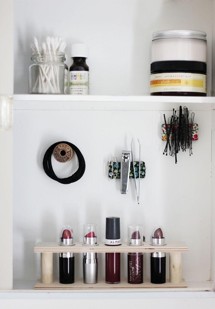 Best 25+ Diy lipstick holder ideas on Pinterest | Diy ...