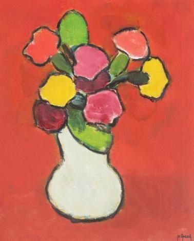 Ion Pacea - Vas cu flori