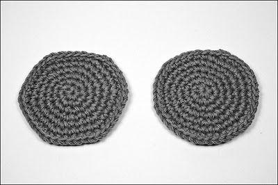 Curso Amigurumis - Formas Básicas - Circulo Plano ~ Bichus Amigurumis, Patrones, Ganchillo, Crochet, Talleres y Clases