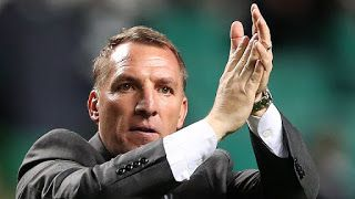 Celtic manager Brendan Rodgers praises his team on Champions League win over Anderlecht