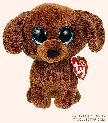 Dougie - dog - Ty Beanie Boos
