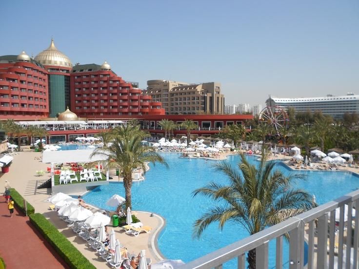 Türkei / Antaly ♥ Delphine Diva, Delphine Imperial, Delphine Deluxe - best hotels !