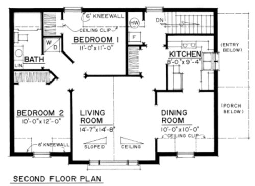 Garage Apartment Floor Plans 3 Car