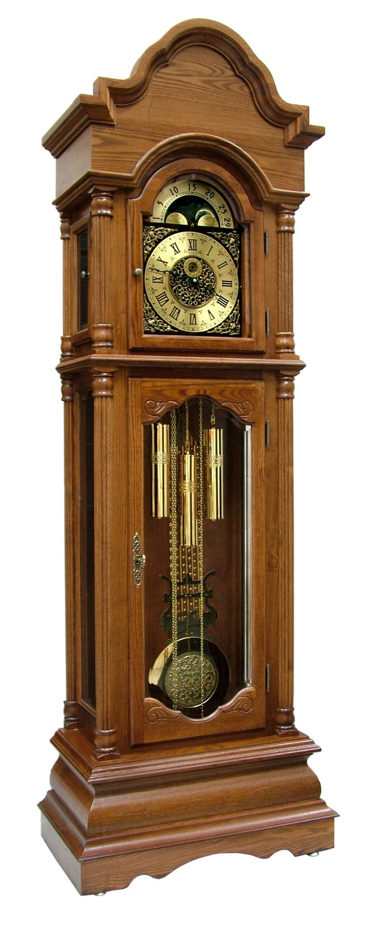 Best 25 antique grandfather clock ideas on pinterest grandfather clocks victorian cuckoo - Antique clock designs for your home ...
