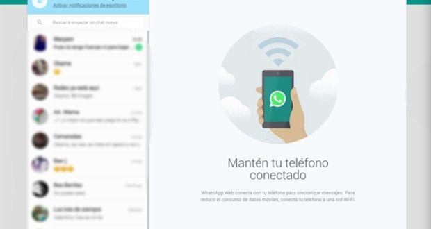 Tutorial: Cómo instalar Whatsapp Web en Chrome