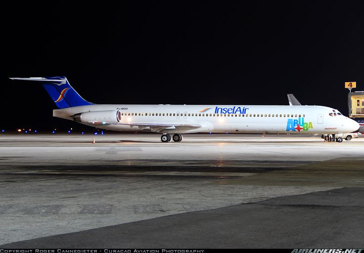 McDonnell Douglas MD-82 (DC-9-82) - Insel Air Aruba   Aviation Photo #2093243   Airliners.net
