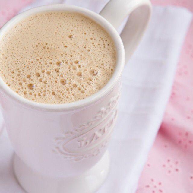 White Chocolate Rocket Fuel Latte