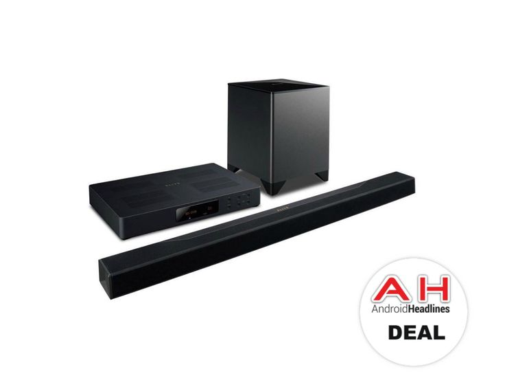 Deal: Pioneer FS-EB70 Surround Elite Dolby Atmos Soundbar for $399 – 1/5/17 #Android #Google #news