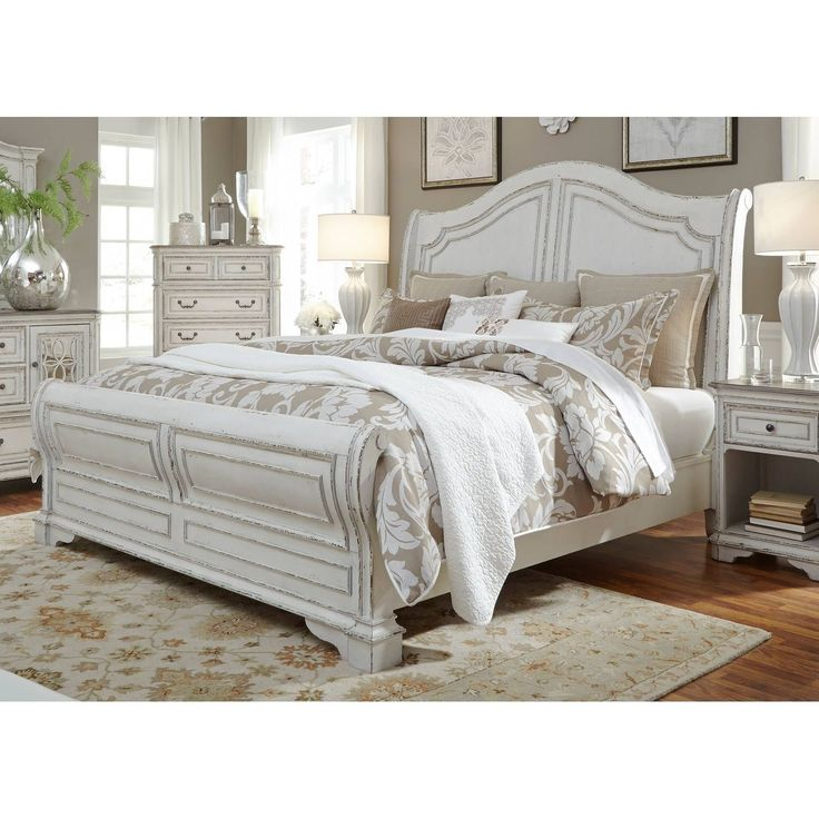 Best 25 White Sleigh Bed Ideas On Pinterest Sleigh Bed