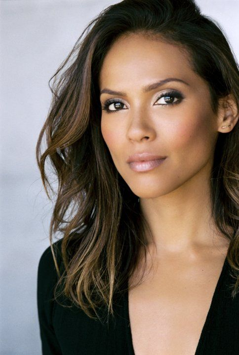 Lesley-Ann Brandt (b 1981) South African-born actress ('cape coloured' of Dutch East Indian, German and Spanish descent); based in Auckland and Los Angeles. lesley-annbrandt.com