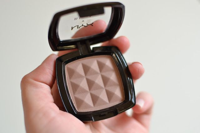 The PERFECT CONTOUR COLOR for Fair Skin! NYX Taupe Blush! As good as Chanel's bronzer.