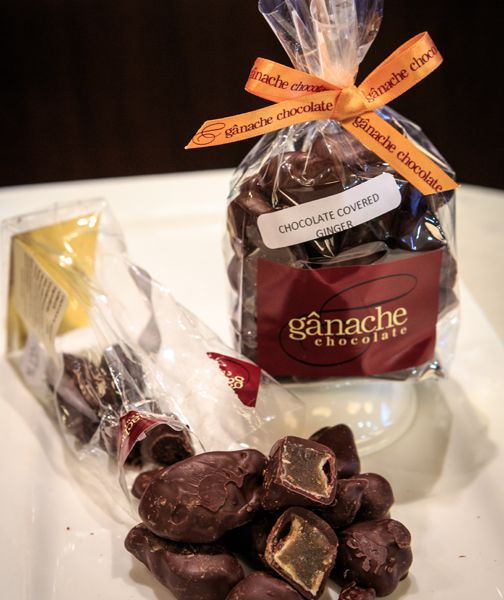 Indulge in our Chocolate Covered Ginger