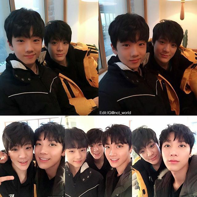 Neo Culture Technology: [RookiesEntertainmentApp] #NCT #smrookies #Jeno #Jisung