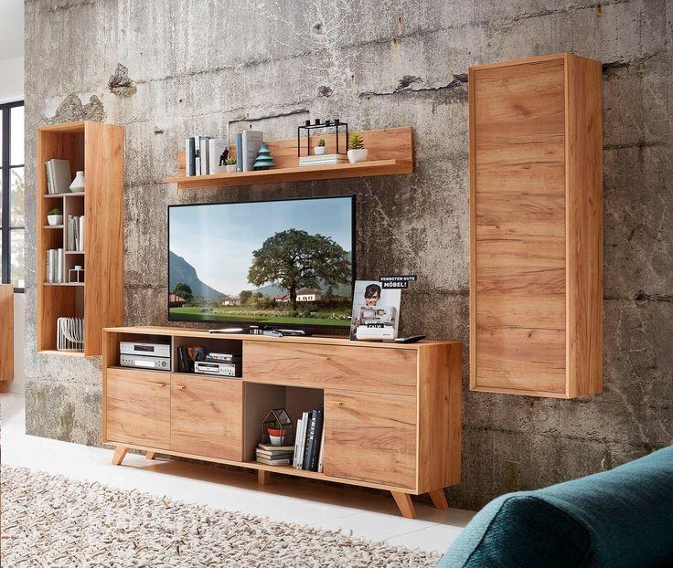 25+ best ideas about wohnwand grau on pinterest | graue wände ... - 40 Kleiderschrank Ideen Luxus Stil Jeden Geschmack