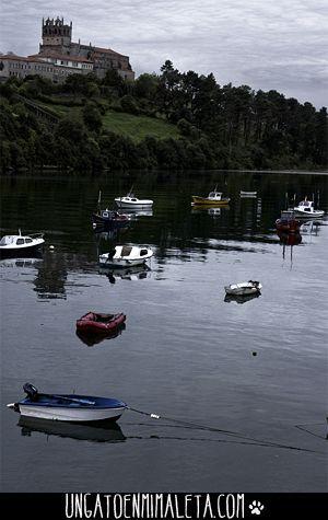 San Vicente de la Barquera http://ungatoenmimaleta.com/category/espana/cantabria/