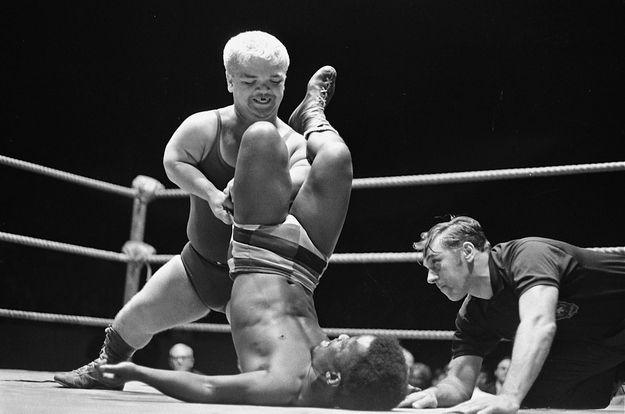 midget wrestlers history