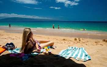 The Natural Charm Of The Coast Of Maui