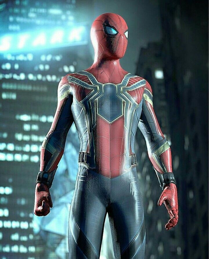 Spiderman homecoming fan artwork