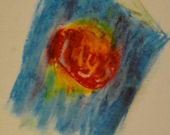 Cuaderno de dibujo de abeja con papel de acuarela por RuthBleakley