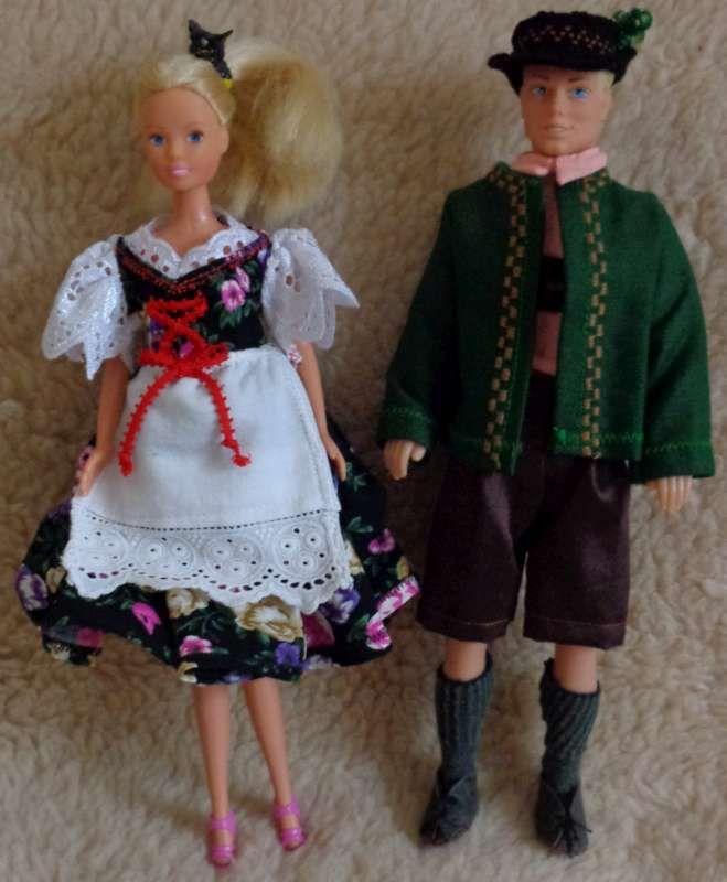tri bábiky od simba toys | Blog.cz