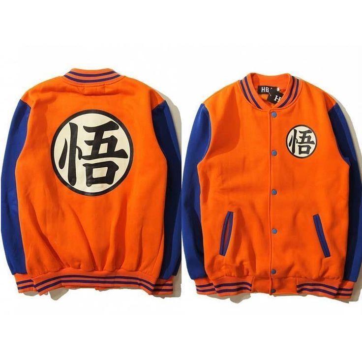 Dragon Ball Z Son Goku Jacket http://dragonballzmerchandise.com/product/dragon-ball-z-son-goku-jacket http://dragonballzmerchandise.com - Visit now for 3D Dragon Ball Z compression shirts now on sale! #dragonball #dbz #dragonballsuper