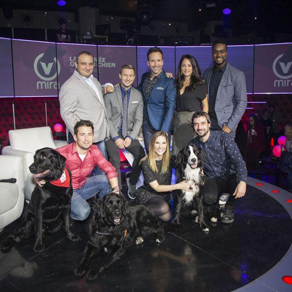 V et Mira présentent La Journée qui a du chien | HollywoodPQ.com