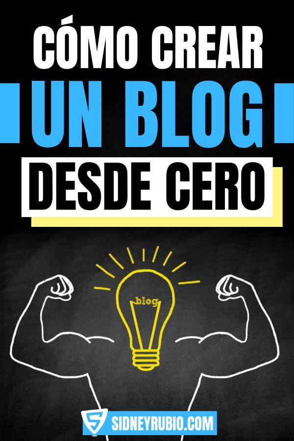 【TUTORIAL】 Cómo crear un blog en 10 pasos 🤓 Te guio, para crear hoy mismo, un blog desde cero